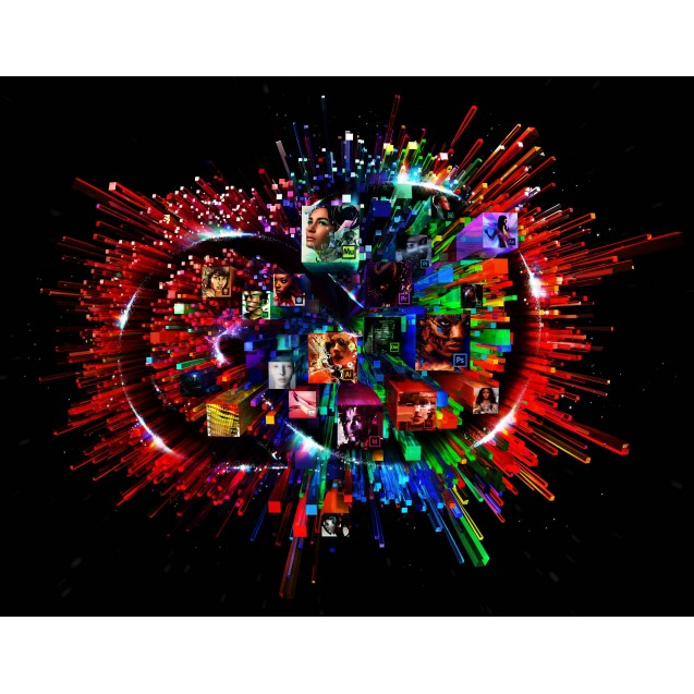 Adobe Creative Cloud Photography plan with 1TB Student and Teacher