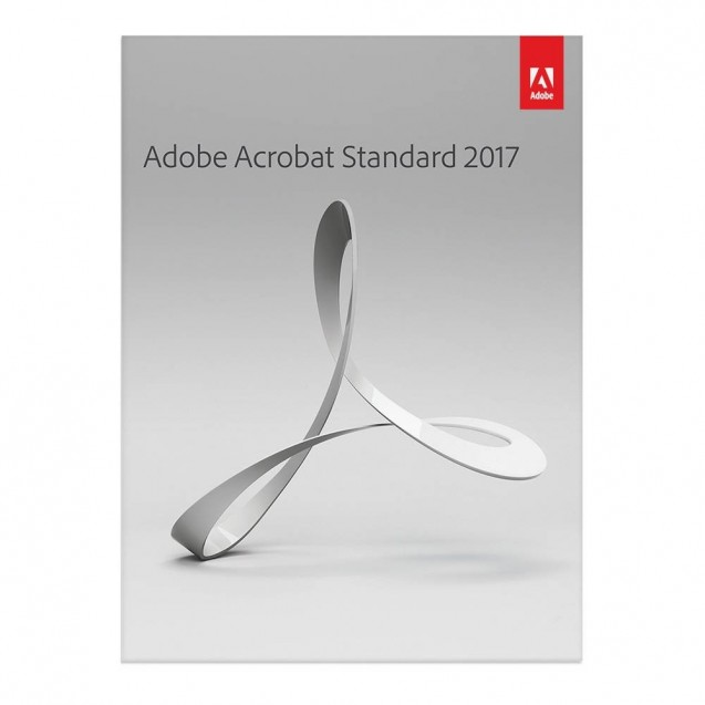 Acrobat Standard 2017 - Windows