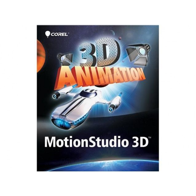 Corel MotionStudio 3D 1
