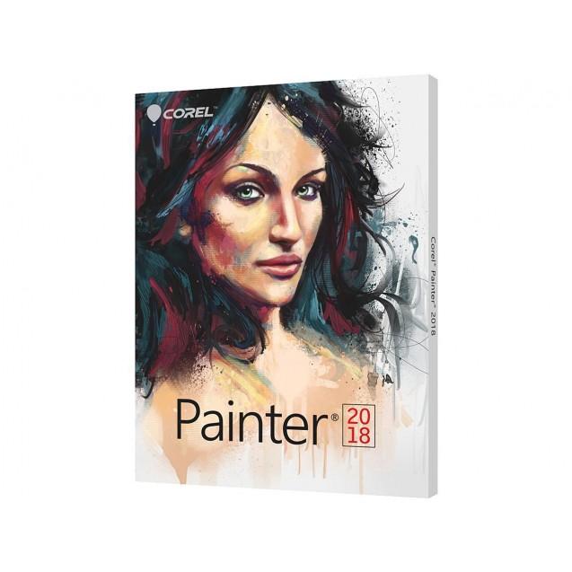 Corel Painter 2018 Upgrade