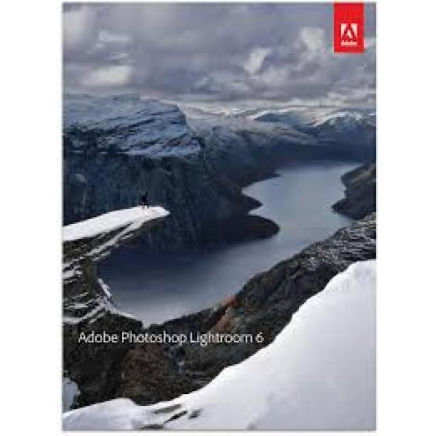 Adobe Photoshop Lightroom 6