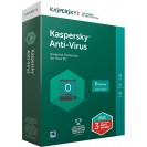 Kaspersky Anti-Virus 3 Devices 2018 3 Devices