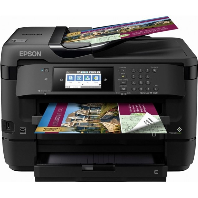 Epson - WorkForce® WF-7720