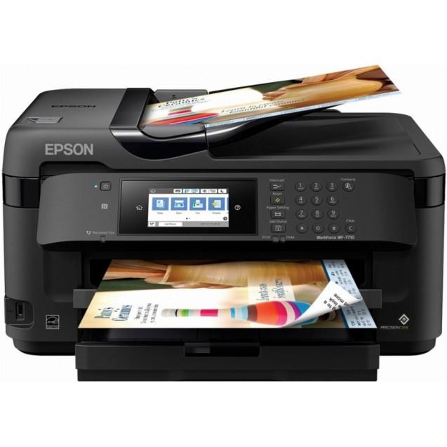 Epson - WorkForce® WF-7710