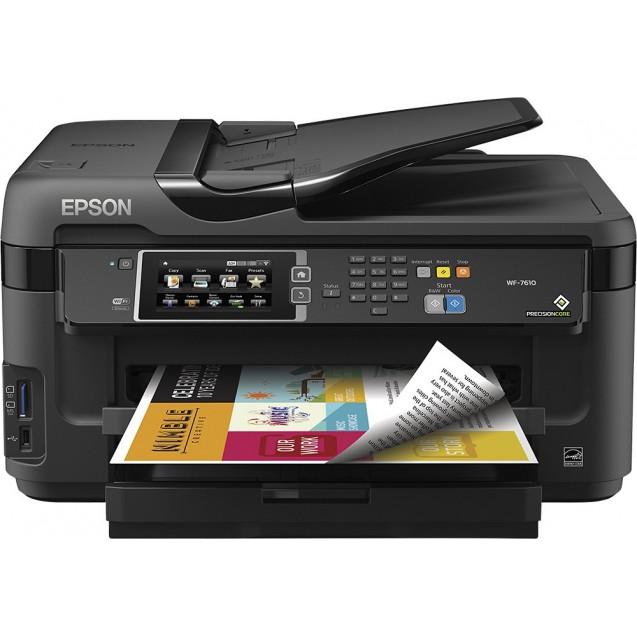 Epson - WorkForce WF-7610