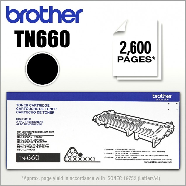 Brother - TN660
