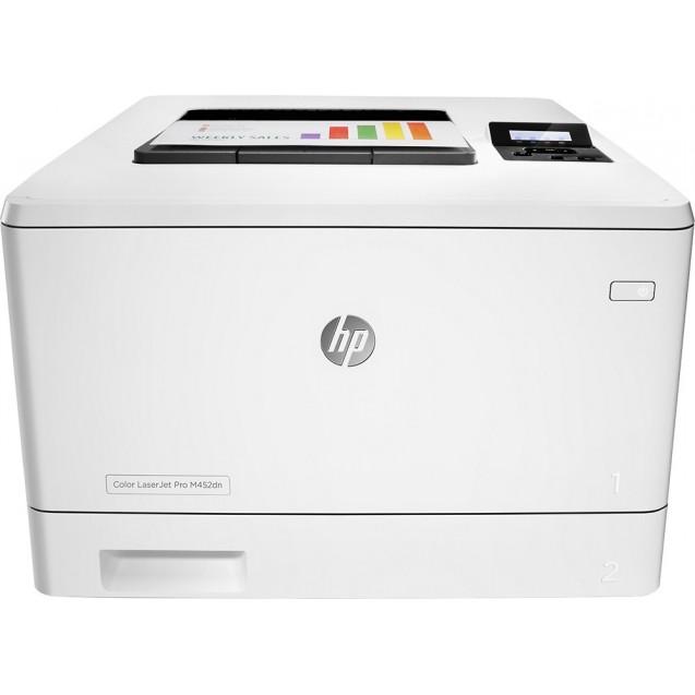 HP - LaserJet Pro m452dn